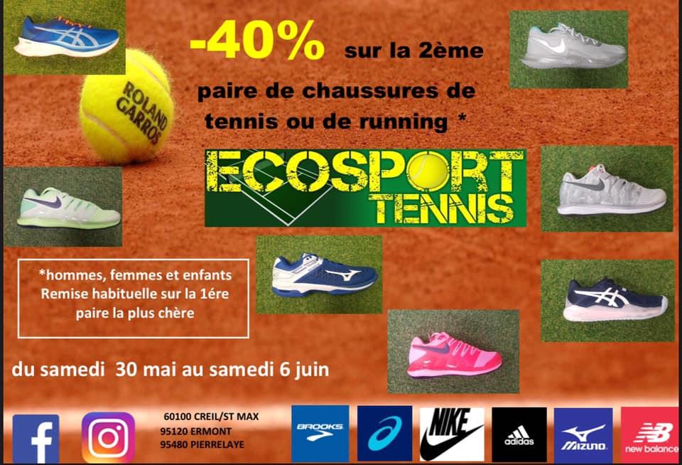 promotions chaussures tennis, chaussures running , paris , Idf ,95,78,92,75